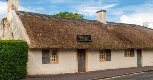 Restoring the Historic Landscape at Burns Cottage