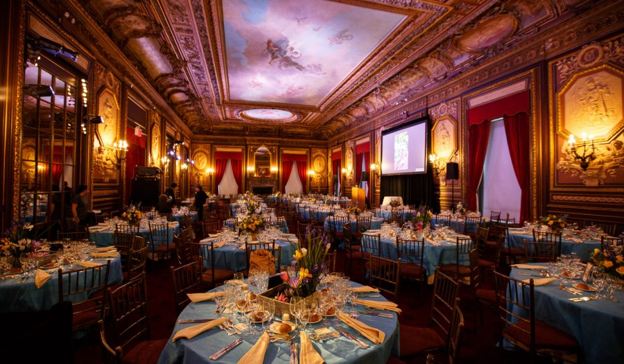Metropolitan Club Dining Room Matt Gillis Photography
