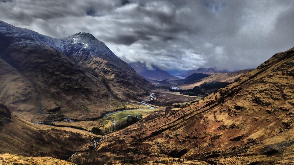 National Trust For Scotland Properties In Southern Scotland