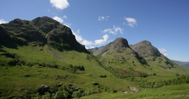 Archaeology in Action at Glencoe